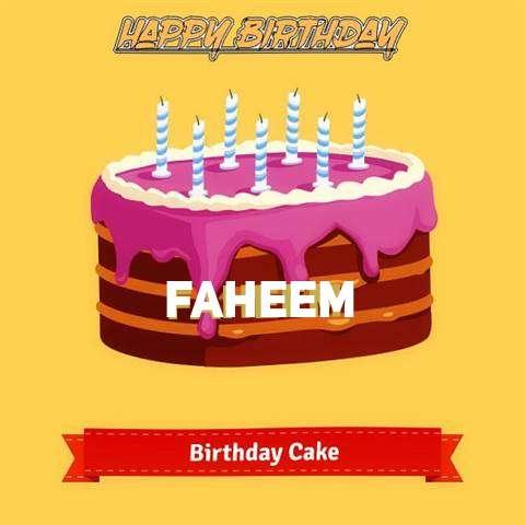Wish Faheem