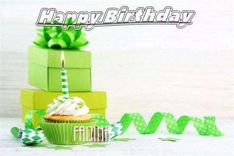 Faijina Birthday Celebration