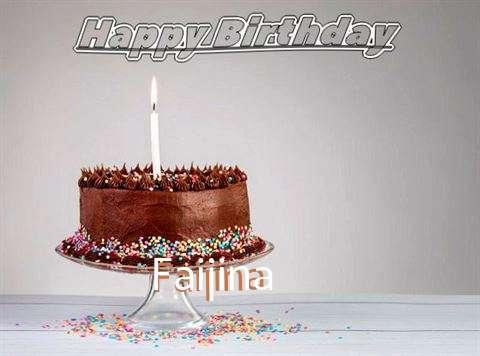 Faijina Cakes