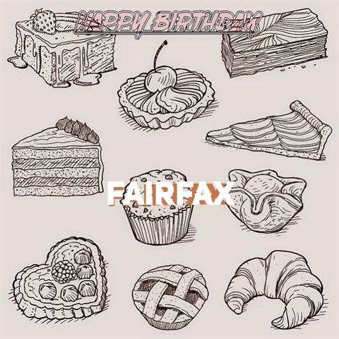 Happy Birthday to You Fairfax