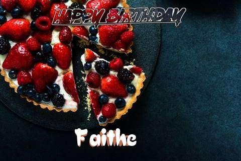 Faithe Birthday Celebration