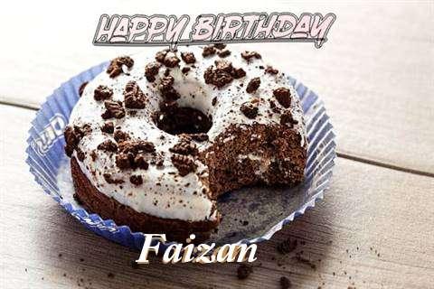 Happy Birthday Faizan