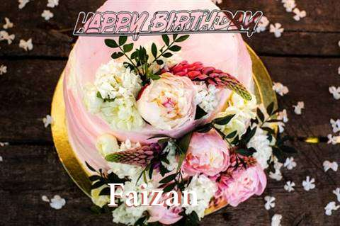 Faizan Birthday Celebration