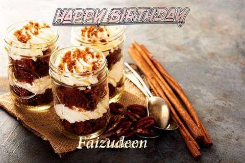 Faizudeen Birthday Celebration