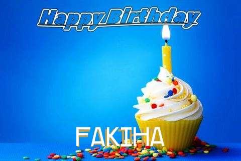 Birthday Images for Fakiha