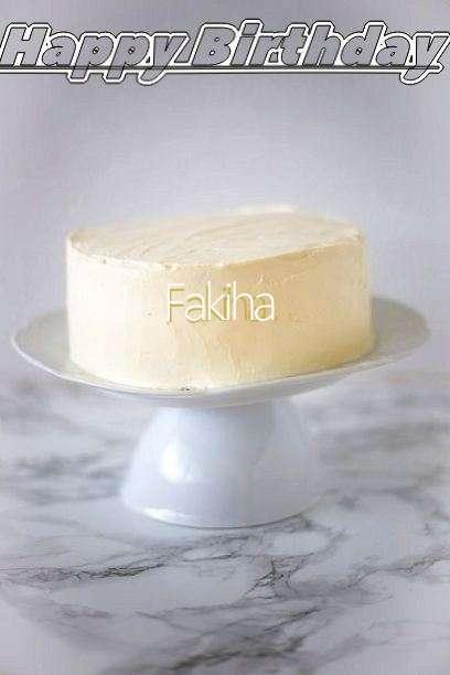 Wish Fakiha