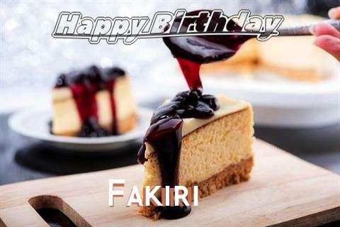 Birthday Images for Fakiri