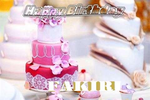 Fakiri Birthday Celebration