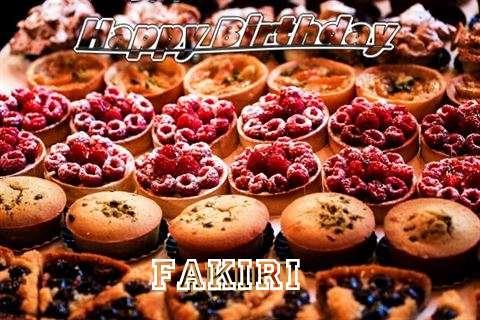 Happy Birthday to You Fakiri
