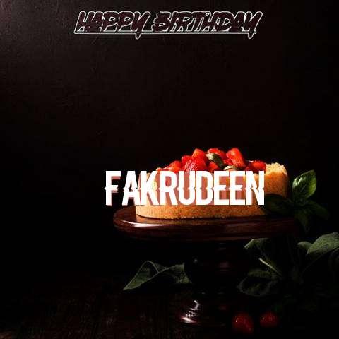 Fakrudeen Birthday Celebration