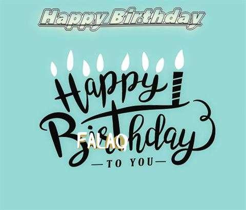 Happy Birthday Falaq