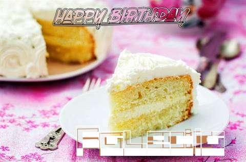 Happy Birthday to You Falecia