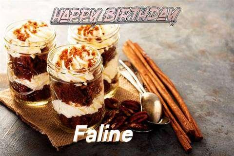 Faline Birthday Celebration