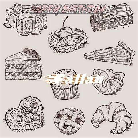 Happy Birthday to You Fallan