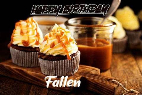 Fallen Birthday Celebration