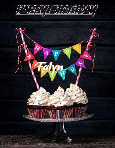 Happy Birthday Falyn