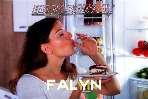 Happy Birthday to You Falyn