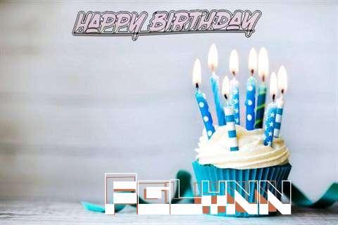 Happy Birthday Falynn Cake Image