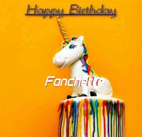 Wish Fanchette