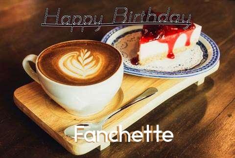 Fanchette Cakes