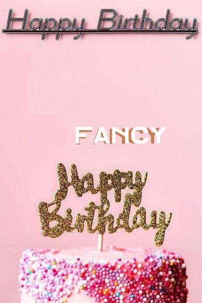 Happy Birthday Fancy