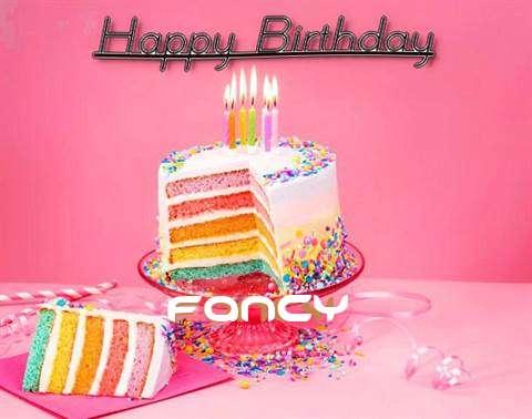Fancy Birthday Celebration