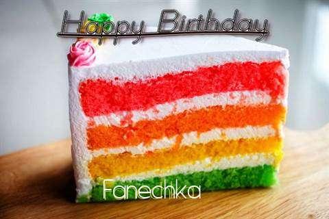 Happy Birthday Fanechka