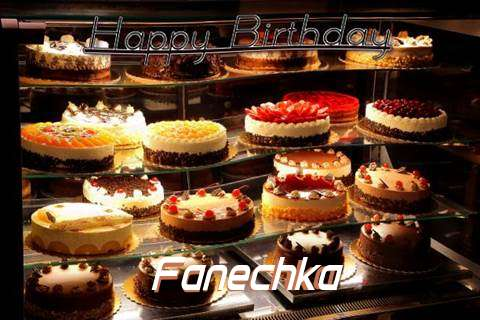 Happy Birthday to You Fanechka