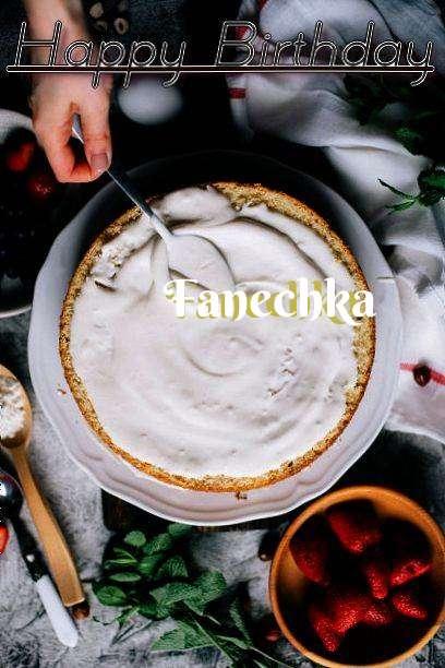 Happy Birthday Cake for Fanechka