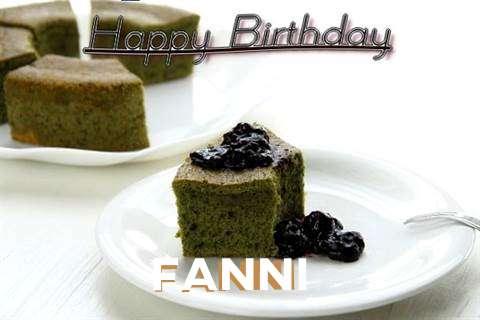 Fanni Cakes