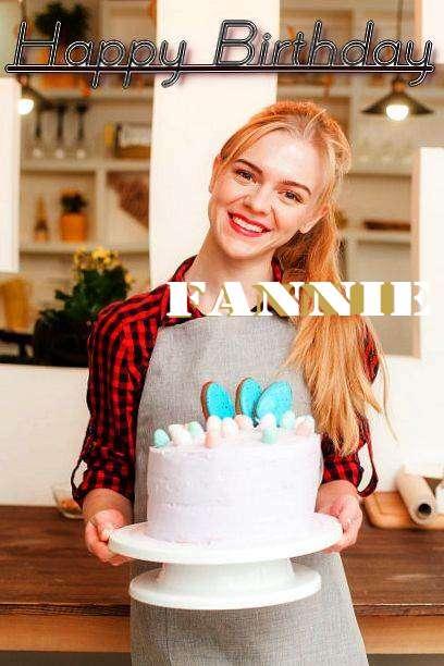 Fannie Cakes
