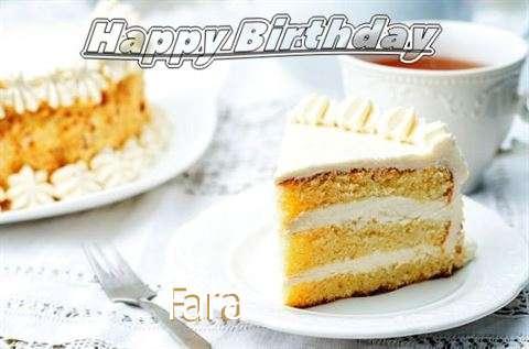Fara Cakes