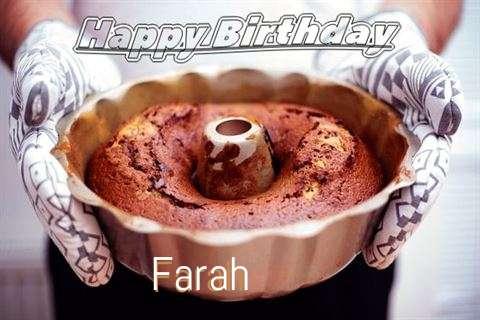 Wish Farah