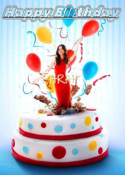 Farah Cakes