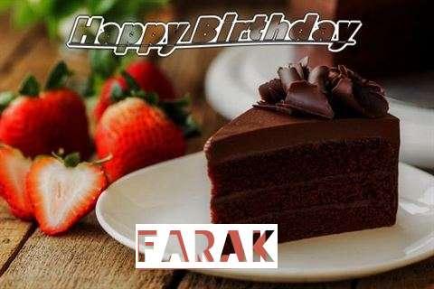 Happy Birthday to You Farak