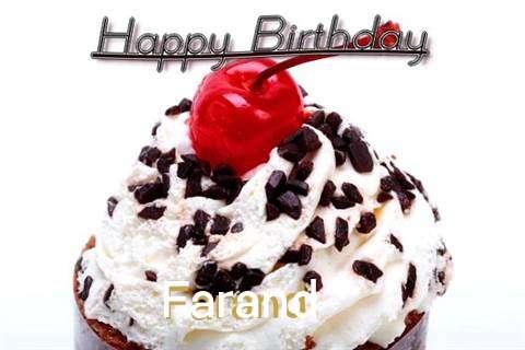 Farand Birthday Celebration