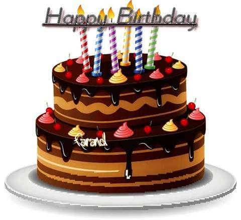 Happy Birthday to You Farand