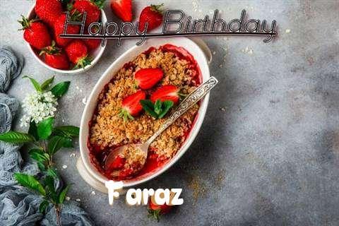 Birthday Images for Faraz