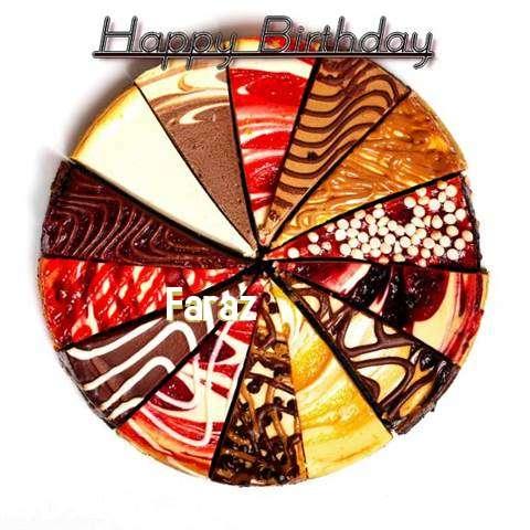 Happy Birthday to You Faraz