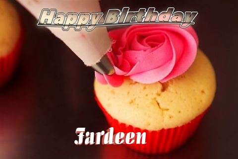 Happy Birthday Wishes for Fardeen
