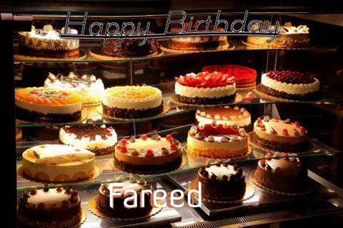 Happy Birthday to You Fareed