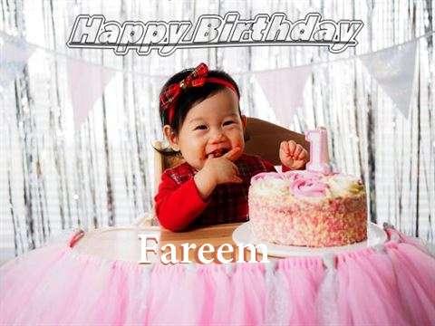 Happy Birthday Fareem