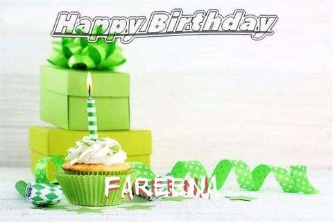 Fareena Birthday Celebration