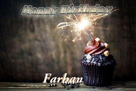 Wish Farhan