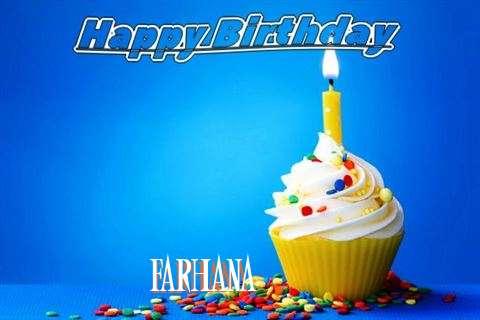 Birthday Images for Farhana