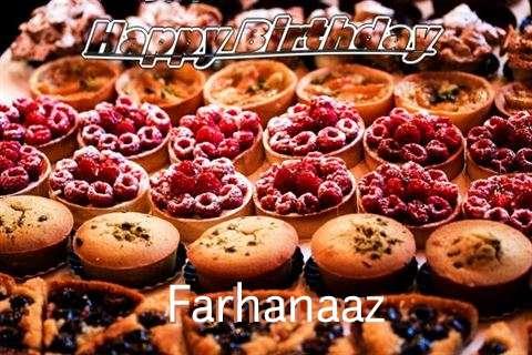 Happy Birthday to You Farhanaaz