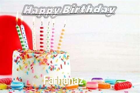 Birthday Images for Farhanaz