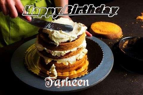 Farheen Birthday Celebration
