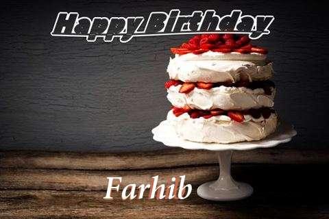 Farhib Birthday Celebration
