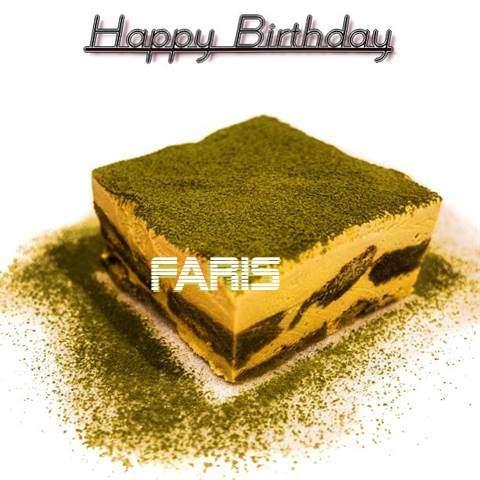 Faris Cakes